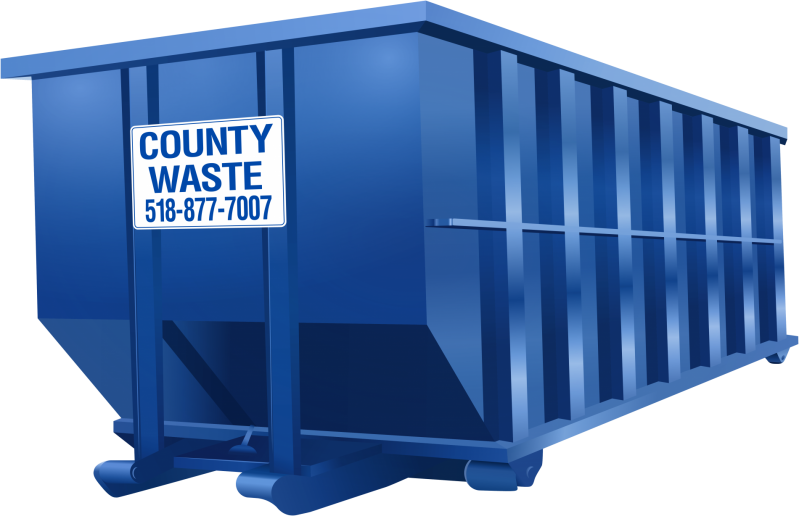 County Waste Roll Off Dumpster Rental